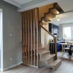 Schody drewniane Stolczer