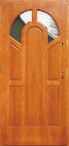 Drzwi drewniane zewnętrzne DW-58