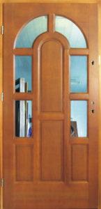 Drzwi drewniane zewnętrzne DW-59