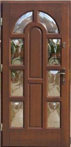 Drzwi drewniane zewnętrzne DW-59a