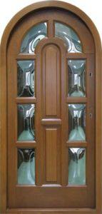 Drzwi drewniane zewnętrzne DW-59c