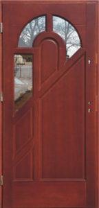 Drzwi drewniane zewnętrzne DW-61