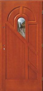 Drzwi drewniane zewnętrzne DW-62