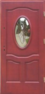 Drzwi drewniane zewnętrzne DW-69