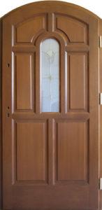 Drzwi drewniane zewnętrzne DW-73A