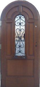 Drzwi drewniane zewnętrzne DW-73B