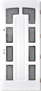 Drzwi drewniane zewnętrzne DW-74