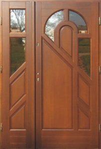 Drzwi drewniane zewnętrzne DWD-61