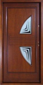Drzwi drewniane zewnętrzne NW-11