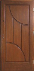 Drzwi drewniane zewnętrzne NW-12
