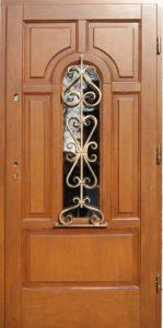 Drzwi drewniane zewnętrzne NW-13