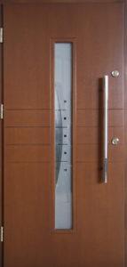 Drzwi drewniane zewnętrzne NW-14