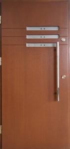 Drzwi drewniane zewnętrzne NW-16