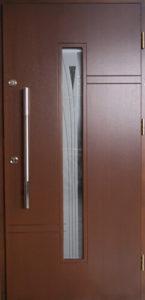 Drzwi drewniane zewnętrzne NW-17