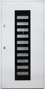Drzwi drewniane zewnętrzne NW-18a