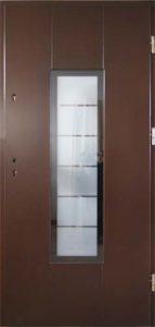Drzwi drewniane zewnętrzne NW-19a
