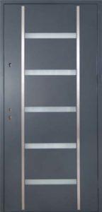 Drzwi drewniane zewnętrzne NW-20