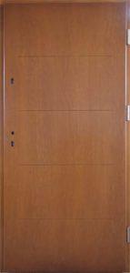 Drzwi drewniane zewnętrzne NW-21
