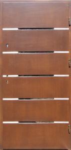 Drzwi drewniane zewnętrzne NW-22