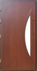 Drzwi drewniane zewnętrzne NW-24