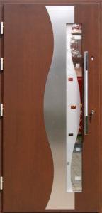 Drzwi drewniane zewnętrzne NW-25