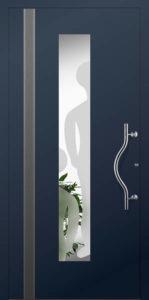 Drzwi drewniane zewnętrzne NW-29