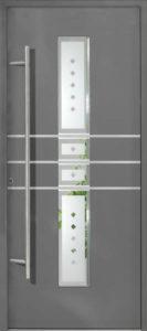 Drzwi drewniane zewnętrzne NW-30