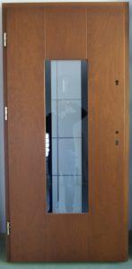 Drzwi drewniane zewnętrzne NW-37