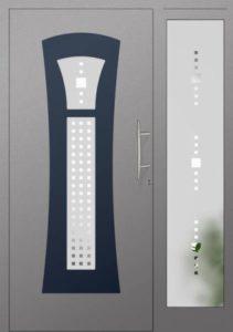 Drzwi drewniane zewnętrzne NWD-15