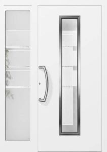 Drzwi drewniane zewnętrzne NWD-16