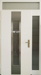 Drzwi drewniane zewnętrzne NWD-21